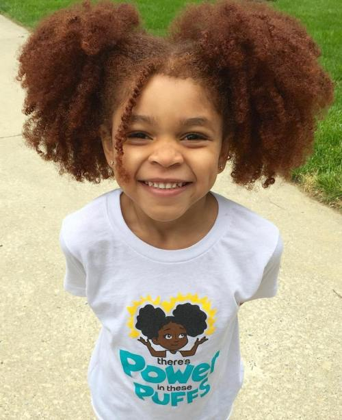 Curly Pigtails For Natural Hair