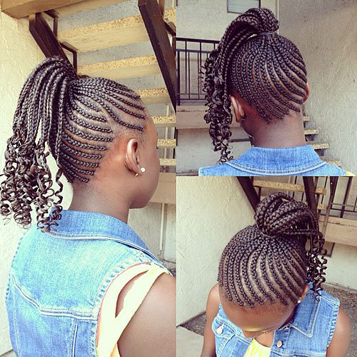 Swell Black Girls Hairstyles And Haircuts Cheap Little Girls Dress Up Hairstyles For Women Draintrainus