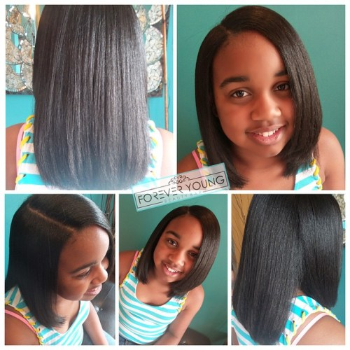 Black Girls Hairstyles and Haircuts - Cheap Little Girls ...
