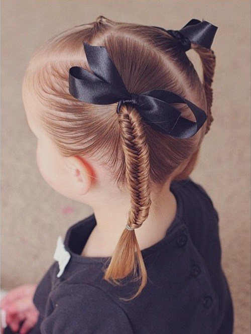 Phenomenal 40 Cool Hairstyles For Little Girls Cheap Little Girls Dress Up Short Hairstyles Gunalazisus