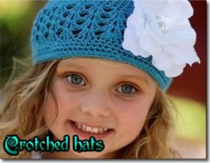 Crotched hat
