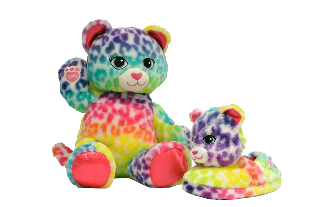 Build-A-Bear Workshop Slipper Collection Set to Reatail ...