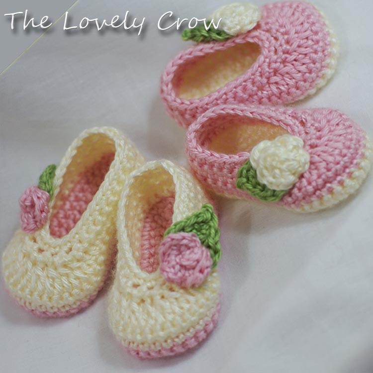 Free-Patterns-Knitting-Crocheting-Baby-Booties-5