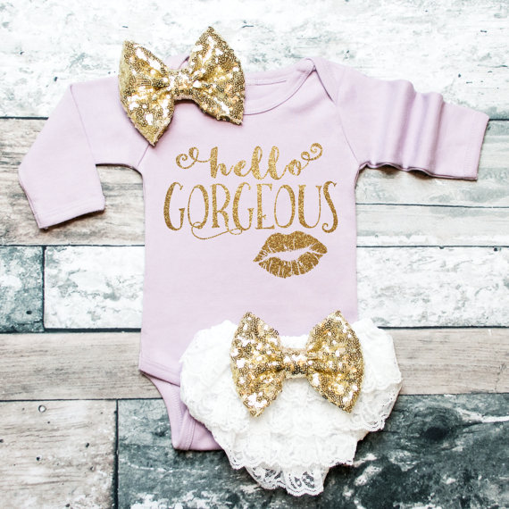 Gorgeous Baby Shirt Kids Clothes For Little Girl